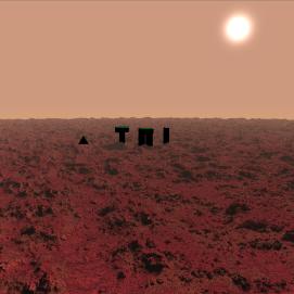 Martian Scene 2