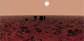 Martian Scene 3