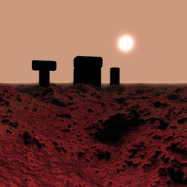 Martian Scene 4